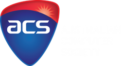 ACS Logo - White Text