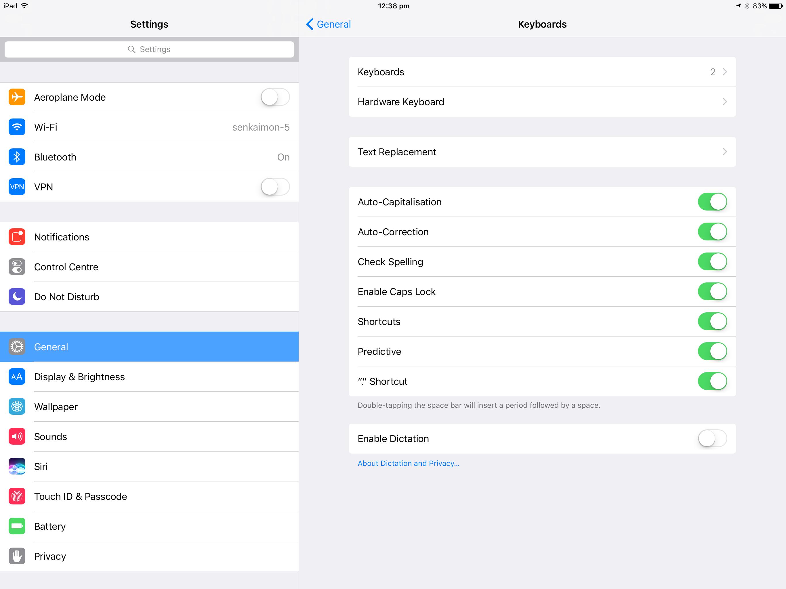 Scrivener for iOS Spellchecker Language | Robert Batten