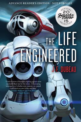 The Life Engineered, Book Cover
