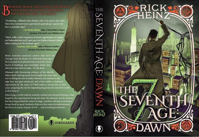 Rick Heinz - TSA Dawn Cover